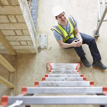 Construction Worker Injured
